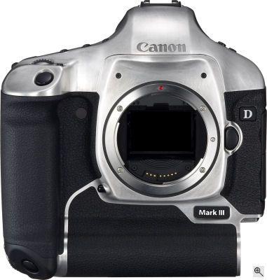 Canon S Eos 1d Mark Iii Digital Slr Courtesy Of Canon With Modifications By Michael R Tomkins Click For A Bigger Picture Camera Hacks Canon Camera Camera