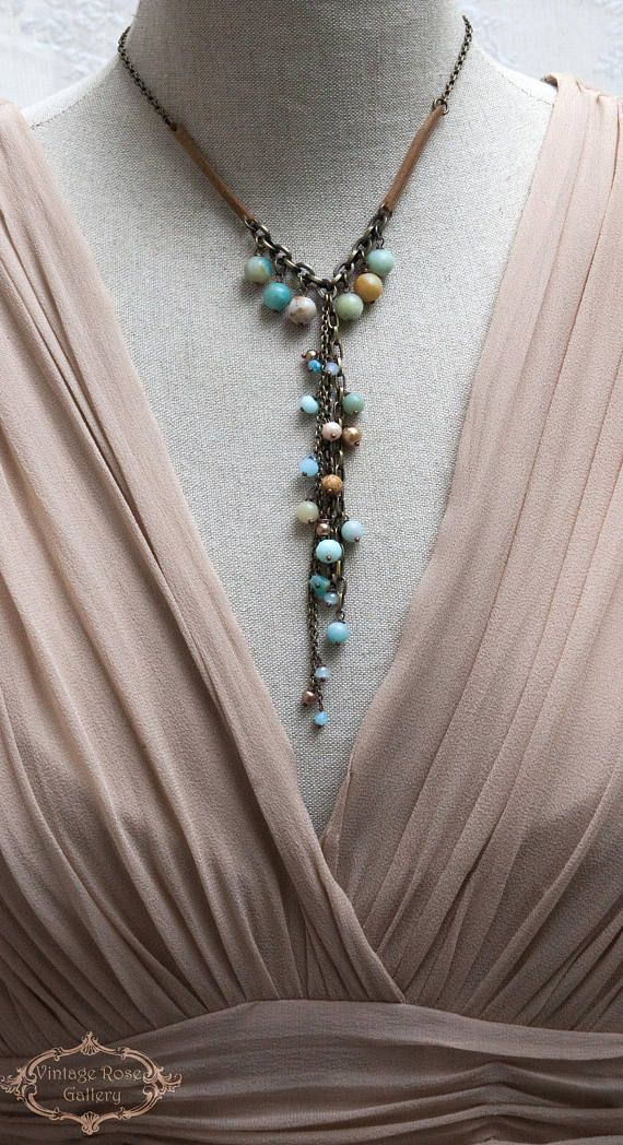 necklace chic long usjewelryhouse products boho tassel beads