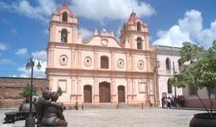 Iglesia Del Carmen Un Viaje A La Historia De La Colonia Española En América Tiene La Ciudad De Camagüey Entre Los Apelativos Que La I Havana Cuba Cuba World