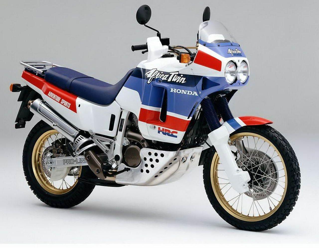 Hondas Amazing Paris Dakar Winning Adventure Bike Was Offered Between 1989 And 2003 But Never In The Un
