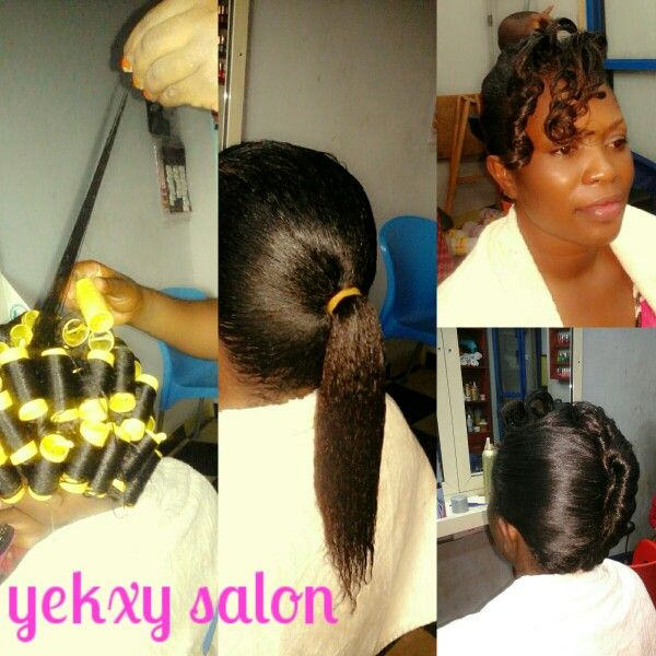 9ja Hair Yekxy Salon Pinterest Salons