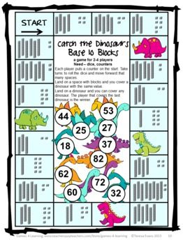image regarding Place Value Games Printable identified as Location Great importance Game titles for 2 Digit Figures - Tens and Types Math