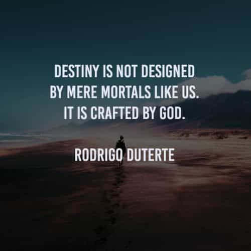 55 Famous quotes and sayings by Rodrigo Duterte
