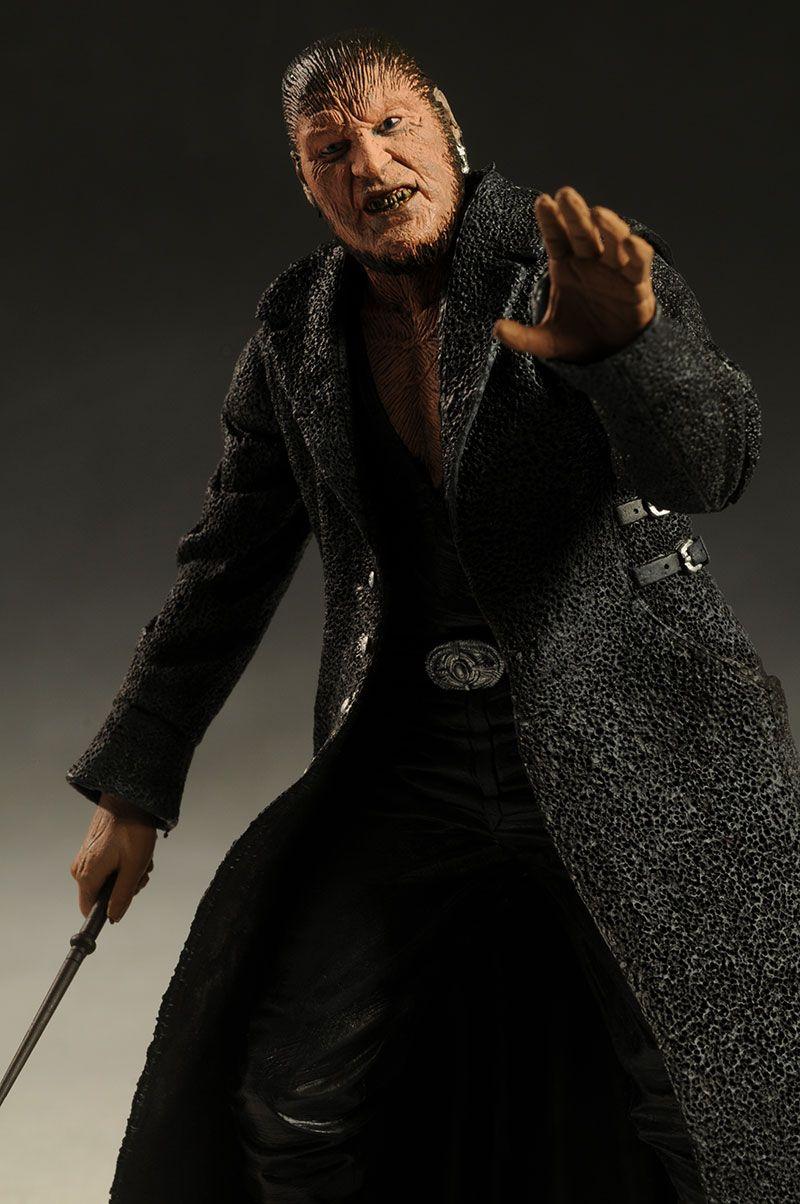 Neca Harry Potter Fenrir Greyback Action Figure Fenrir Greyback Harry Potter Potter Neca