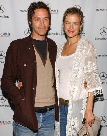 Brandon Boyd + Carolyn Murphy | Carolyn murphy, Stylish