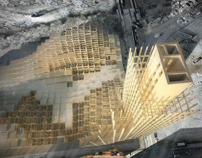 """다음 @Behance 프로젝트 확인: """"Big Wood"""" https://www.behance.net/gallery/10662837/Big-Wood"""