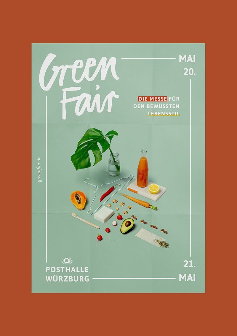 Posthalle Greenfair - bungalow - #bungalow #greenfair #posthalle - #New #guidesign