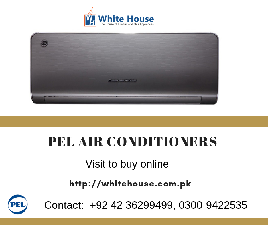 Stay cool and comfortable with PEL Air Conditioner. Visit