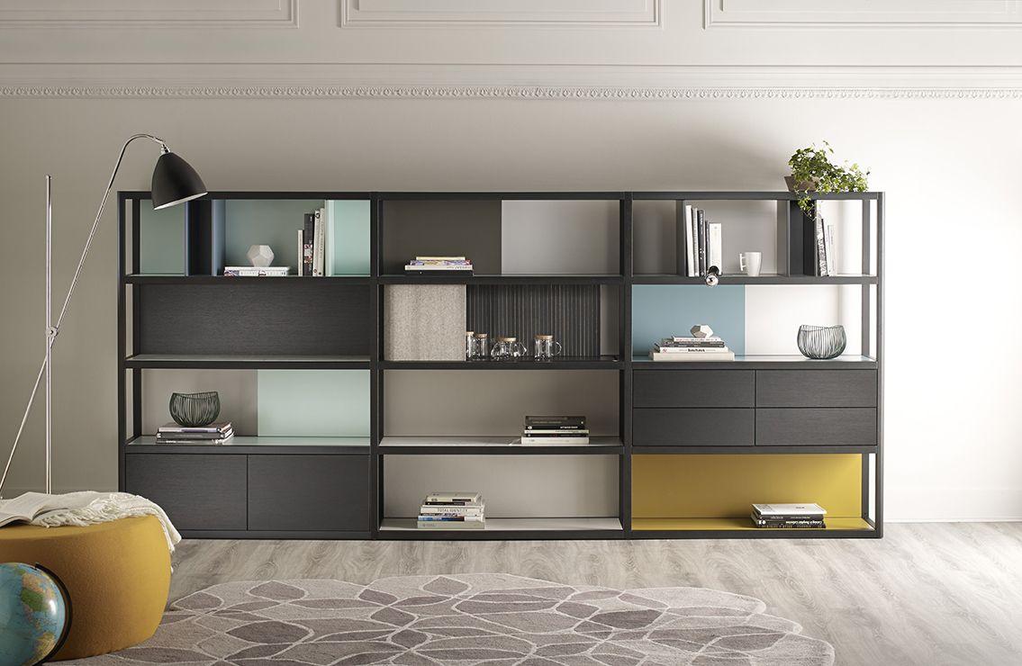 Good Shelving U0026 Media Furniture KAI   Treku Kai Collection Living U0026 Dining Room  Work Spaces Jean Nice Design