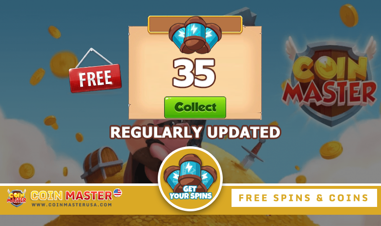 daily free spin and coin link app