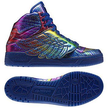 Adidas Jeremy Focus: Scott Wings zapatos Focus: Jeremy Bubblegum Space Hopper d4ea52