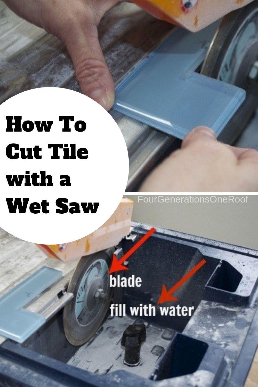 Pin On Tile Saw