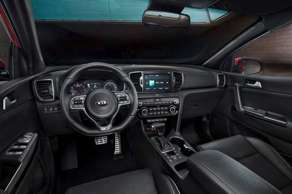 2017 Kia Sportage Interior Revealed Ahead Of The 2015 Frankfurt