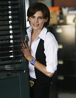 stana katic season 1 | Castle - Season 1 - Stana Katic as NYPD Detective Kate Beckett