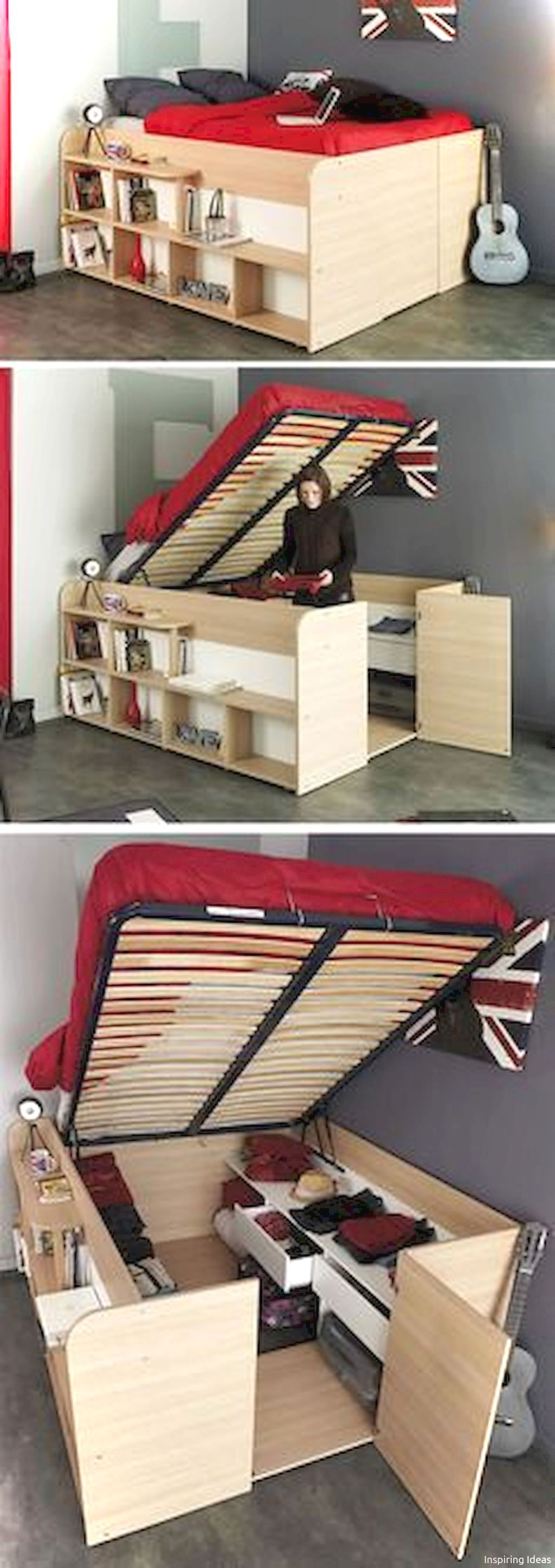Incredible Tiny House Interior Design Ideas19 ξενοδοχειο