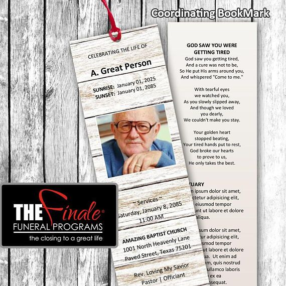 Truly Relaxed Bookmark Matching Printable Bookmark Template