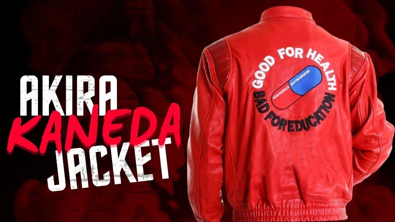Akira Kaneda Jacket Akira Jacket Video Under Armour Apparel Kaneda Jacket Leather Jacket [ 720 x 1280 Pixel ]