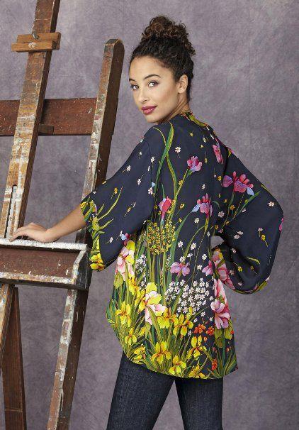 Simplicity Women\'s Kimono Jackets 1318 Sewing Pattern | Nähen