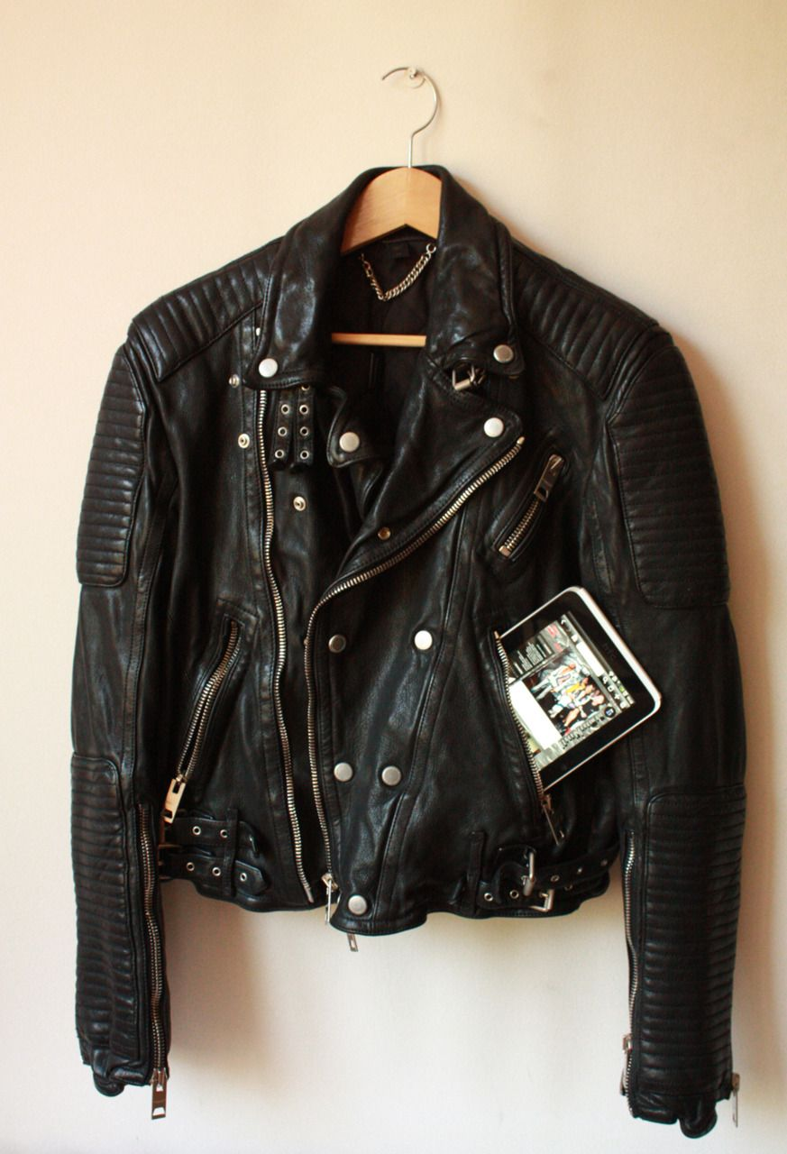 All You Need In Life Leather Jacket Men Premium Fashion Mens Fashion Blog [ 1280 x 873 Pixel ]