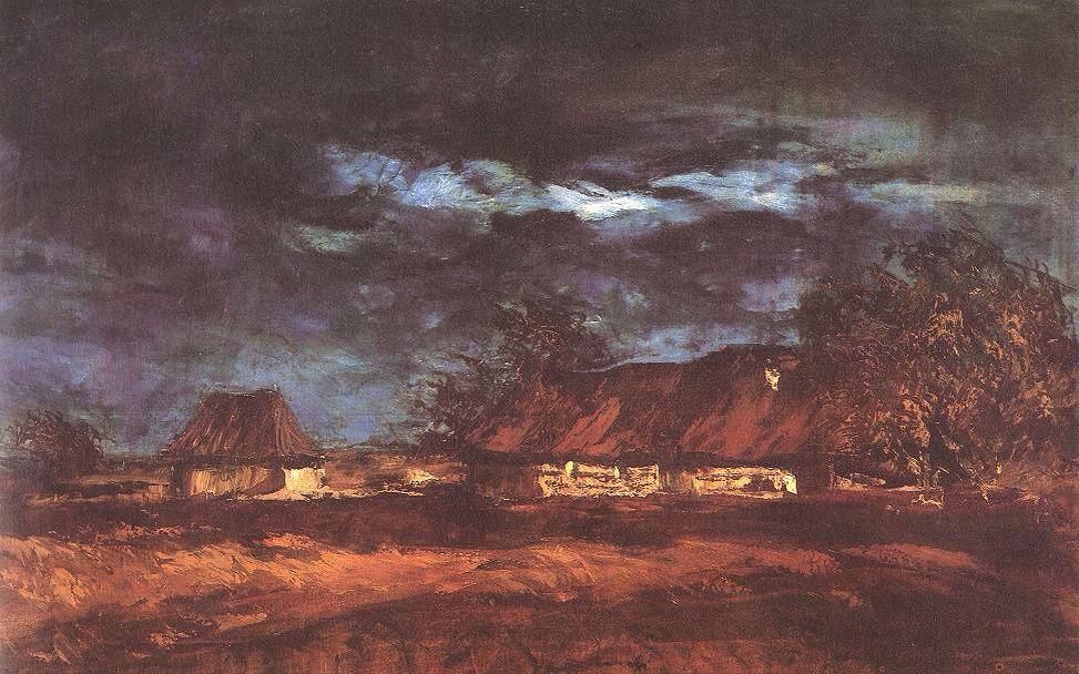 Homestead László Mednyánszky (slovacco: Ladislav Medňanský) (o barone Ladislao Josephus Balthasar Eustachius Mednyánszky; Beckov, 23 aprile 1852 – Vienna, 17 aprile 1919) è stato un pittore slovacco, di lingua ungherese