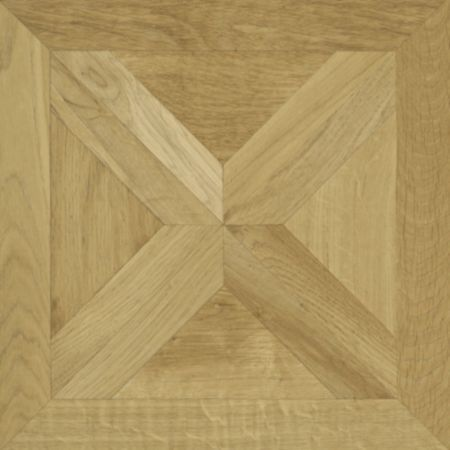 Staccato Natural Oak Parquet Effect Laminate Flooring 0113 M