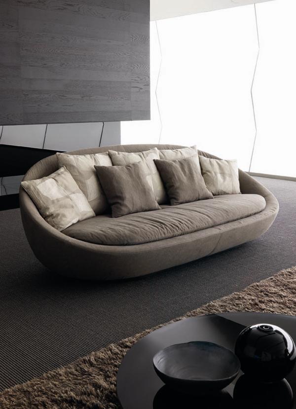 Modern sofa furniture set Lacon by Desiree Divano | Homey Designing ...