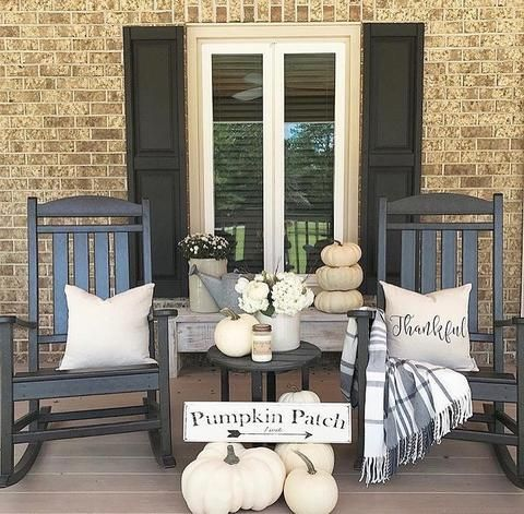 The Best Of Farmhouse Fall Decor Inspiration