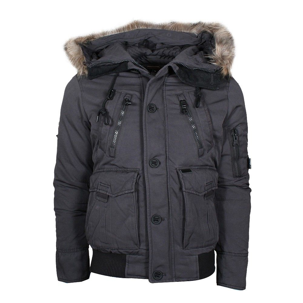 Khujo winterjacken p&c