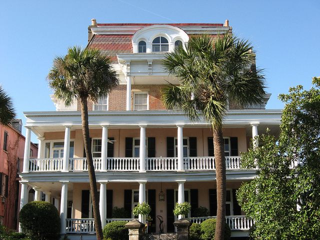 Charleston South Carolina Real Haunted Houses Charleston Charleston South Carolina
