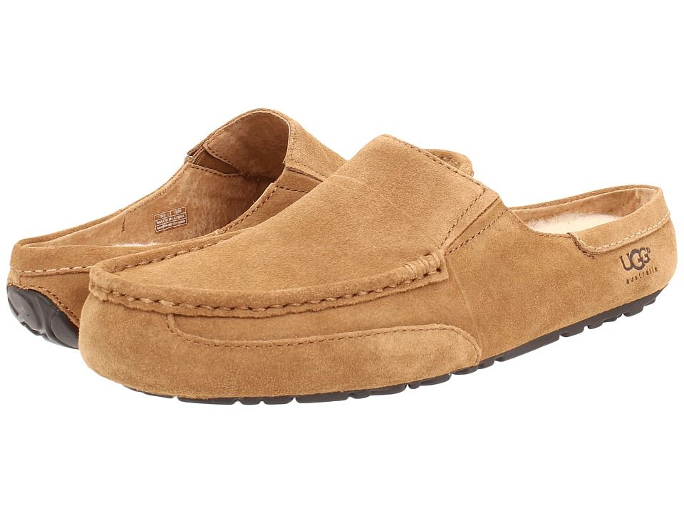 Pretty Nice Mens Casual Shoes - UGG Alamar Chestnut Suede