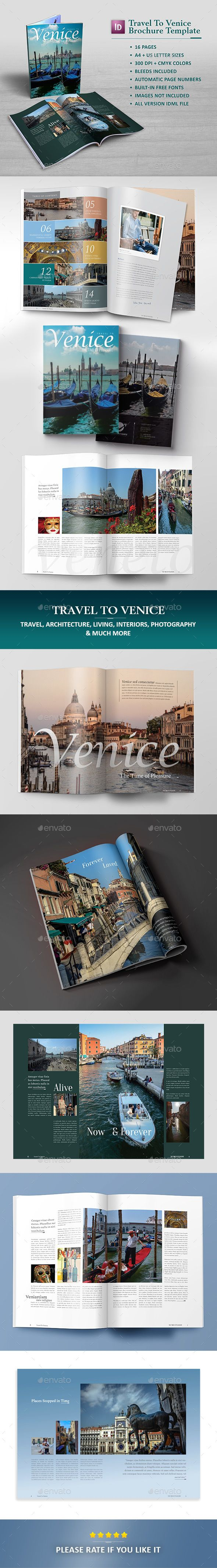 Travel Brochure Template  Travel Brochure Template Brochure