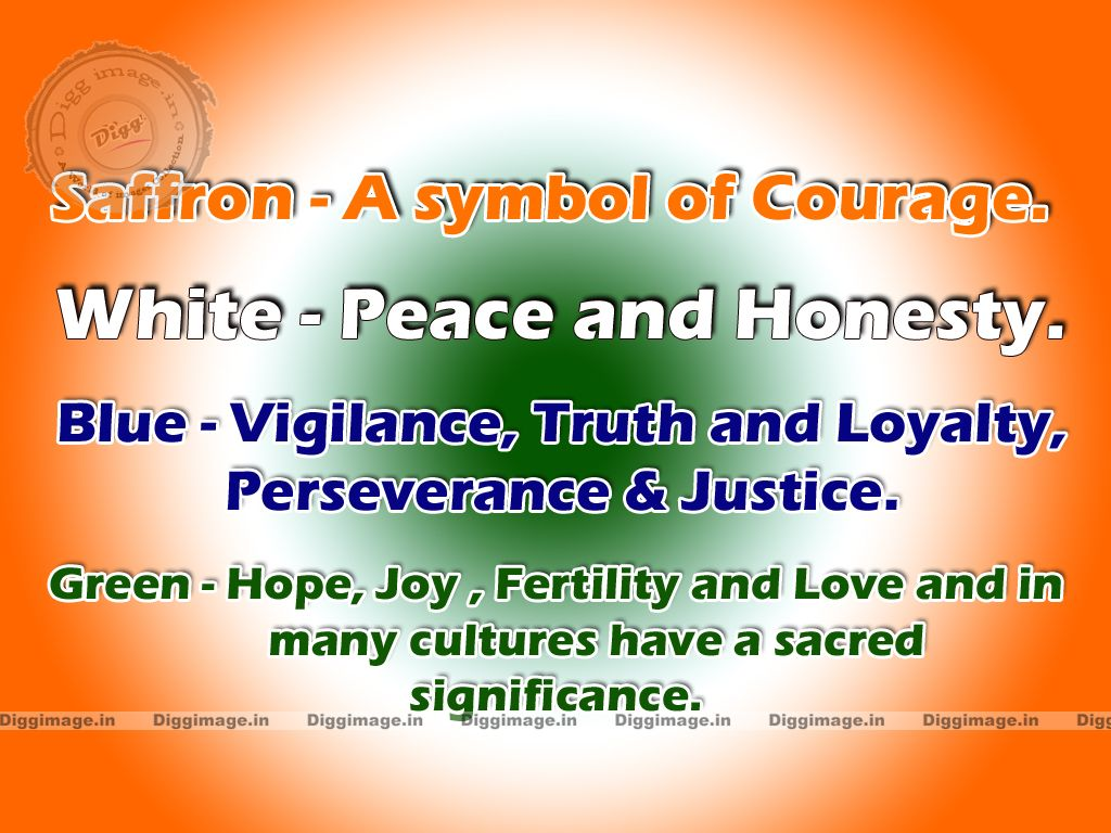 Indian Flag Color Meaning Flag Wallpaper And Greetings