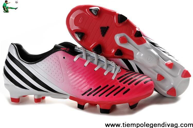 Buy Adidas Predator LZ TRX FG - Super Pink-White-Black Released Soccer Boots