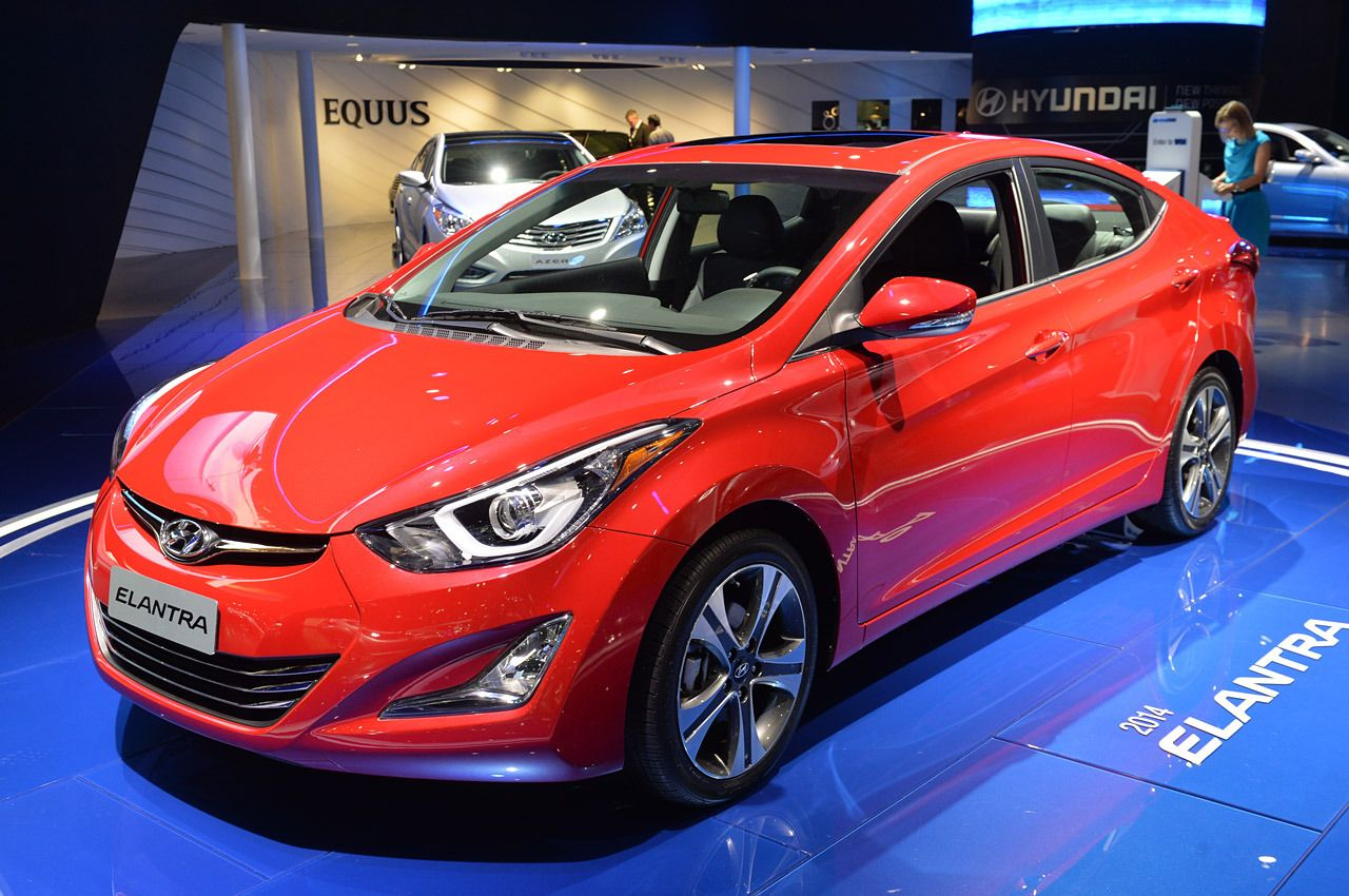 The 2015 hyundai elantra ranks 14 out of forty affordable small cars this score is