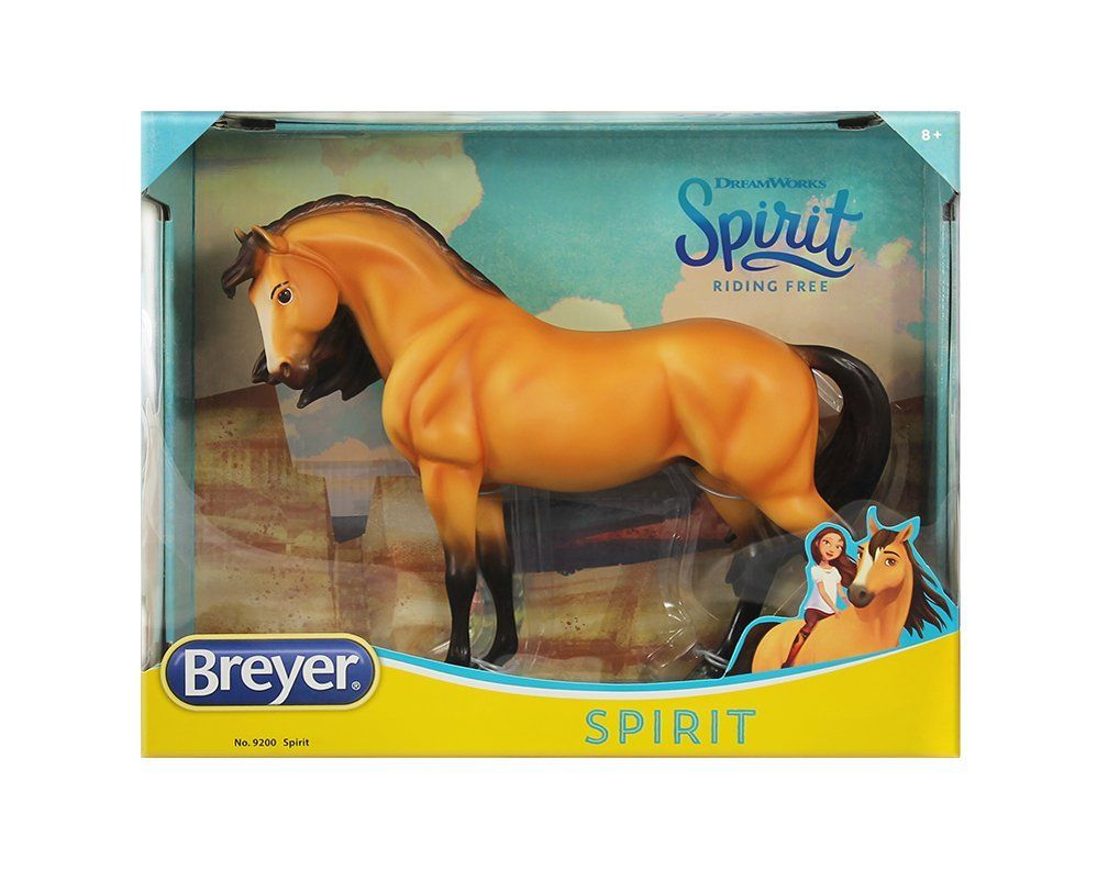 AmazonSmile: Breyer Spirit Riding Free - Spirit Traditional Horse ...