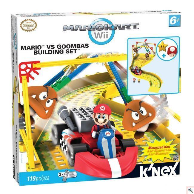 K'NEX Mario Vs Goombas,