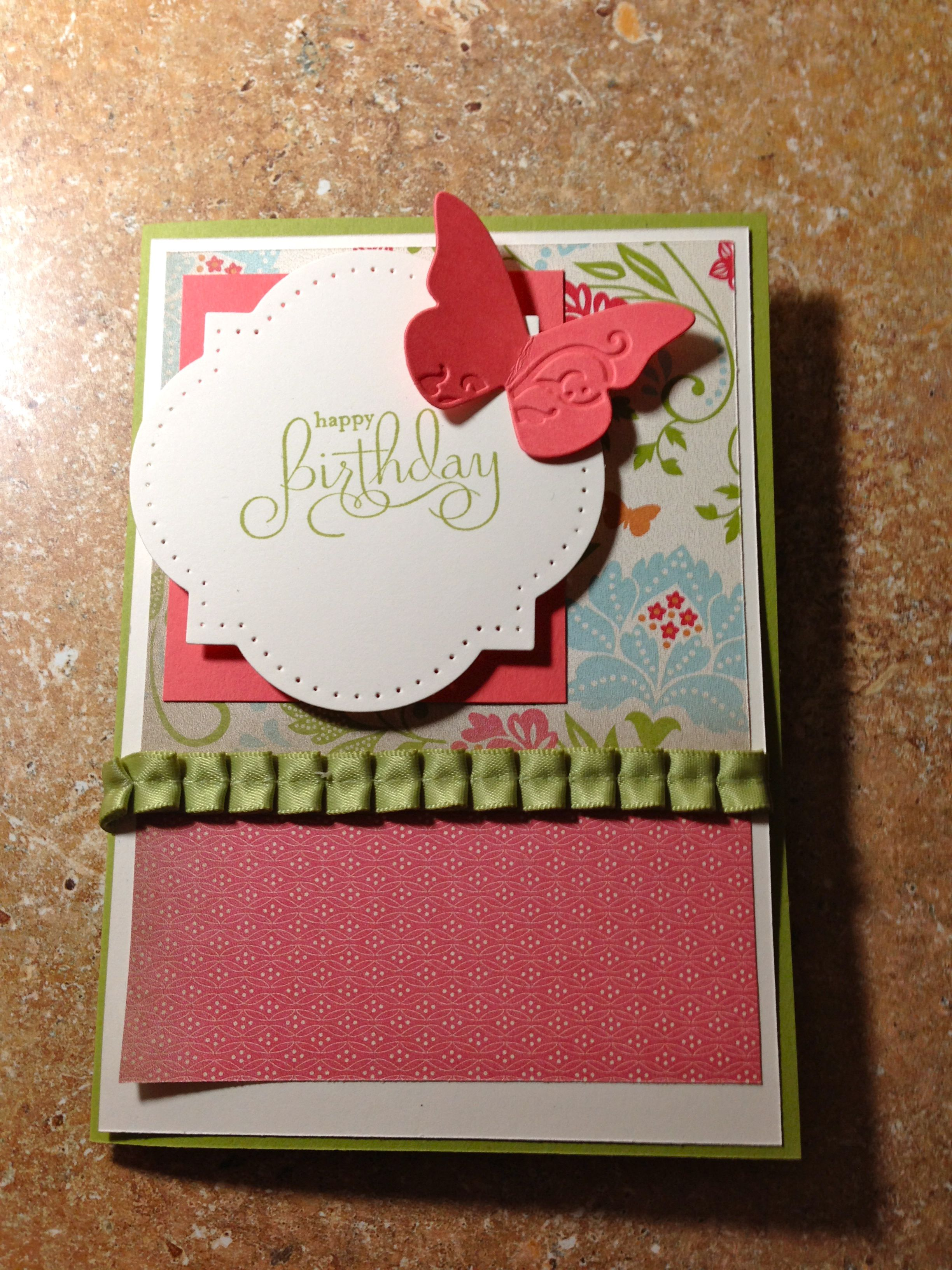 pin on stampin up cards
