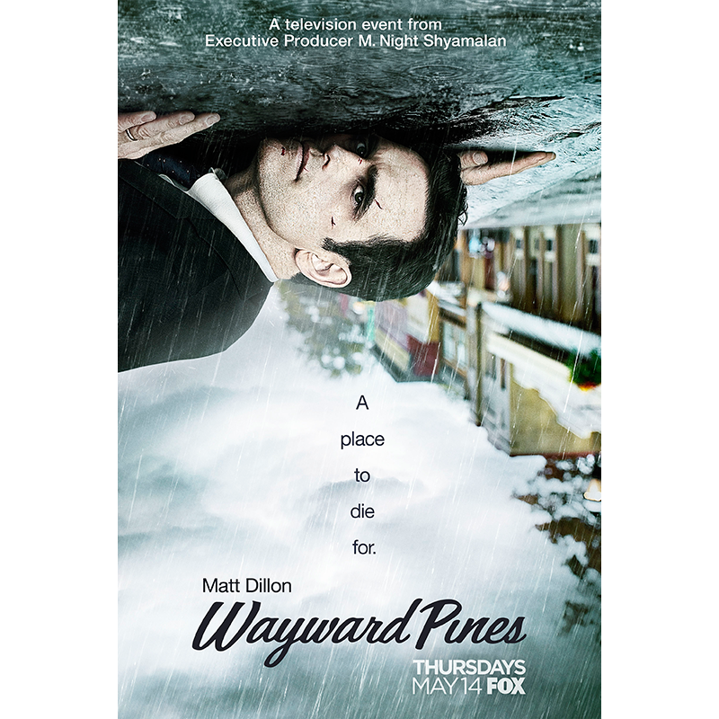 Wayward Pines Watch Full Episodes Online On Fox Series De Tv Buenas Series Series
