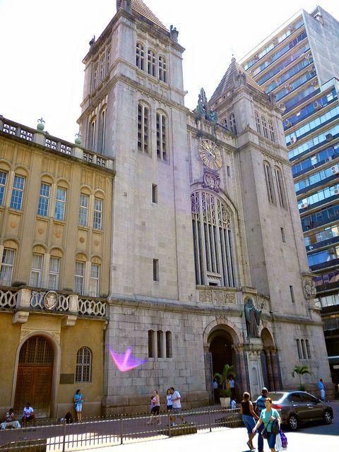 Mosteiro de São Bento em São Paulo by Reginaldo G Martins, via Flickr