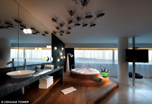 Why Ushuaia Beach Hotel Is The Hottest Place To Stay In Ibiza Just Ask Paris Hilton Apartment Interior Design Apartment Interior Beach Hotel Room