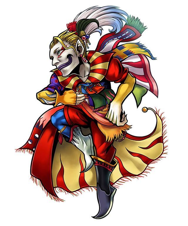 Épinglé par Jeff sur Final Fantasy | Peinture dessin ...