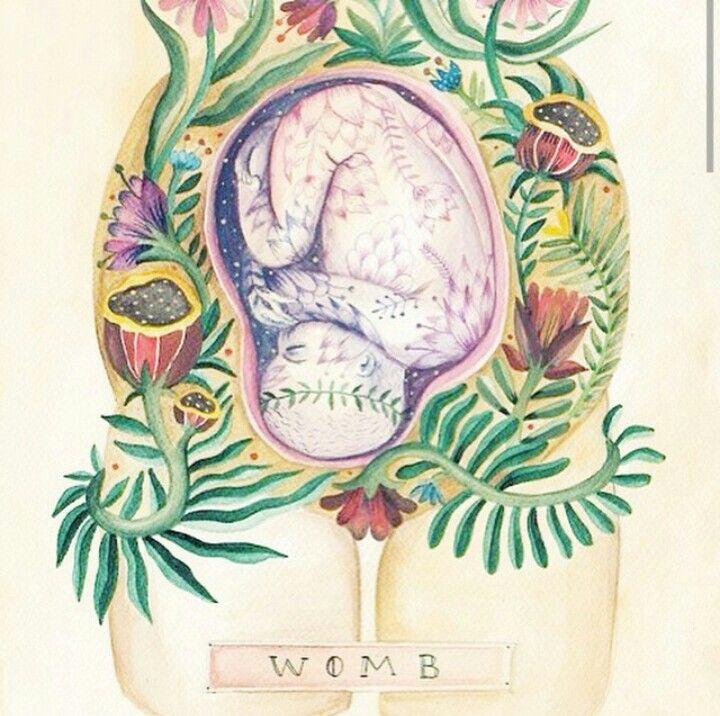 From Puakai Healing. Womb.