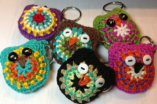 Crochet Baby Owls Pattern Free Video Tutorial Great Ideas Key