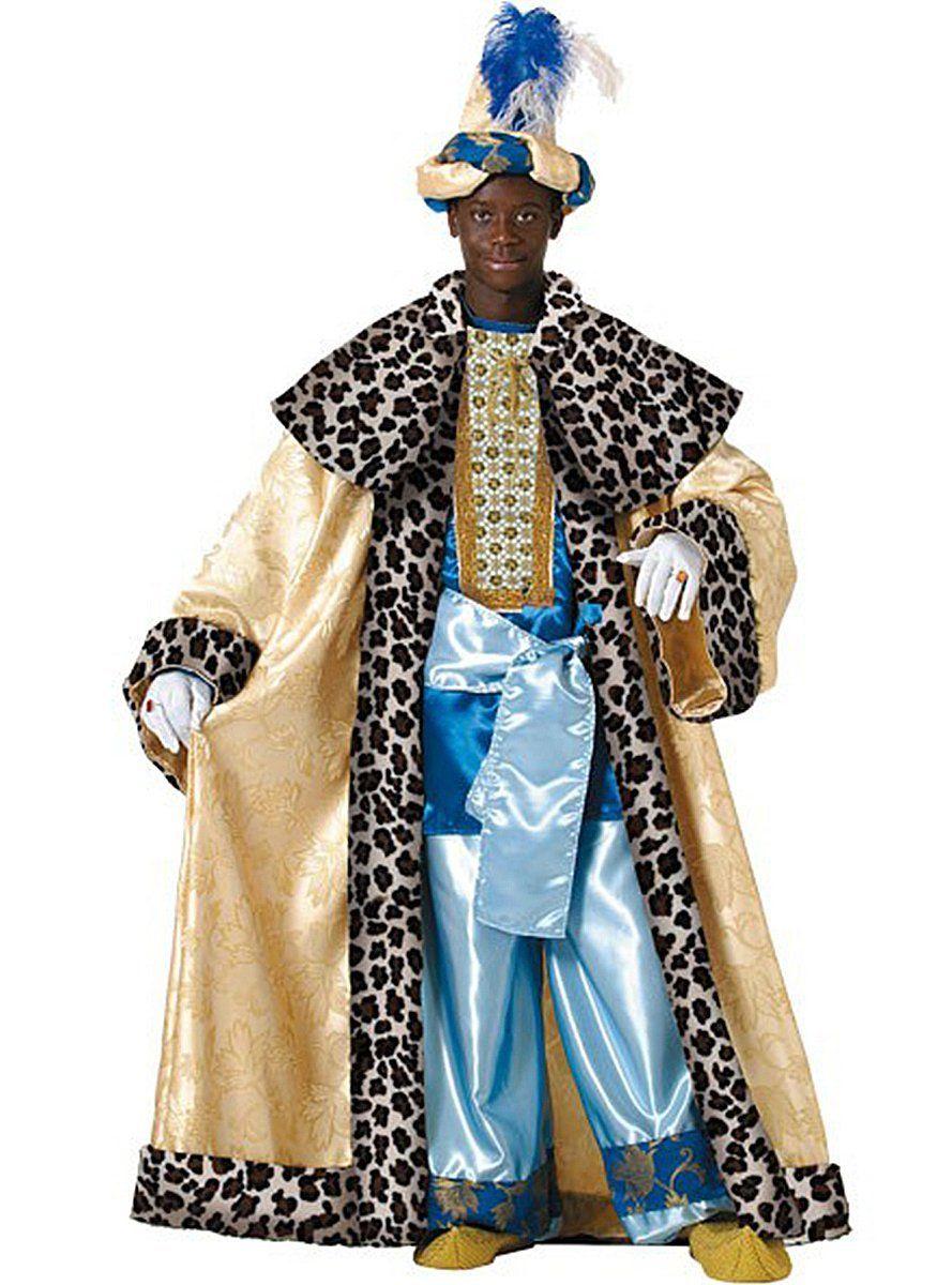 Disfraz de Rey Mago Baltasar Navidad  Amazon.es  Juguetes y juegos ... bc3abca329fb