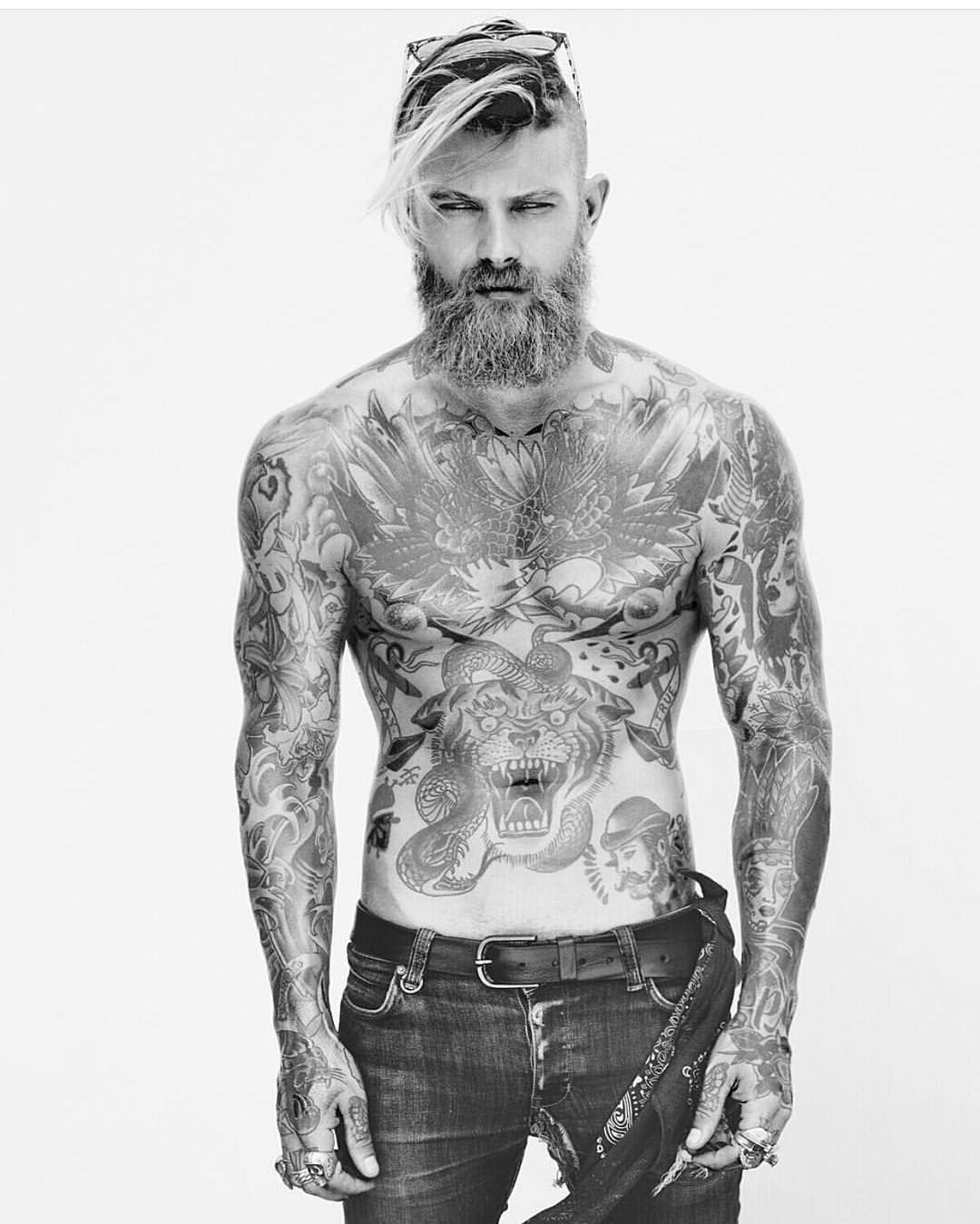 nasa guy with tattoos - HD1080×1349