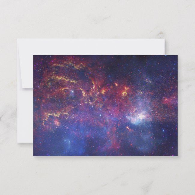 Glowing Galaxy in Outer Space RSVP   unknowevery  Glowing Galaxy in Outer Space RSVP  Glowing Galaxy in Outer Space RSVP