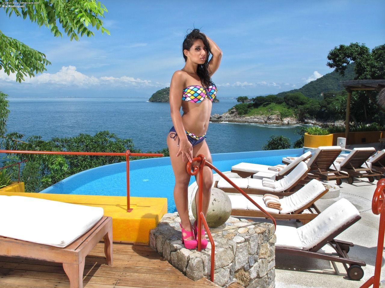 Ria Rodriguez Latina Erotic Bikinis Nude Posts Sexy Things I
