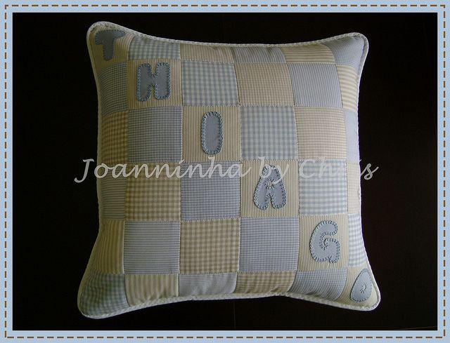 almofada | por Joanninha by Chris