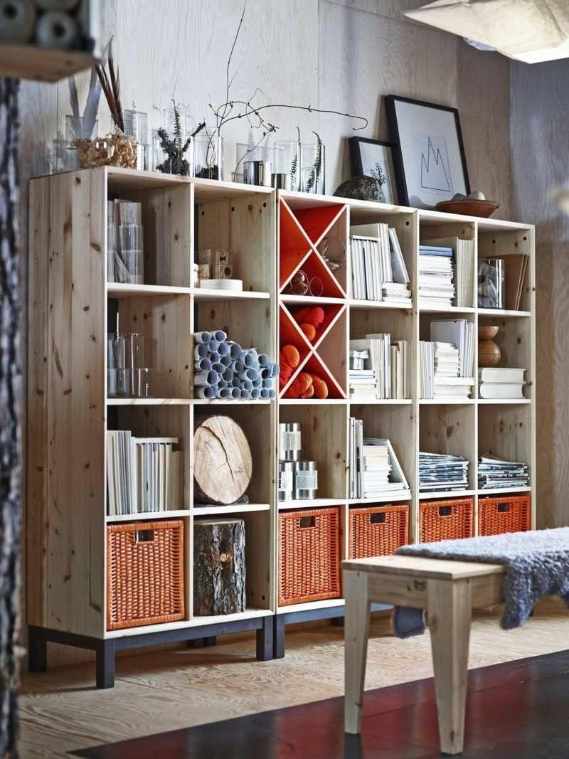 Mehrere Regale zusammenstellen | Wohnen | Pinterest | Ikea regal ...