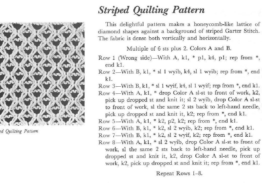 #ClippedOnIssuu da A treasury of knitting patterns